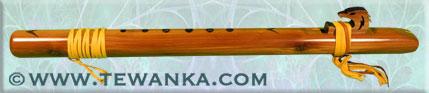 indianen-fluit-condor-base-D-ceder