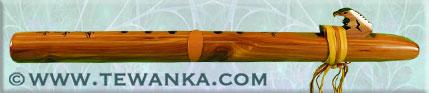 indianen-fluit-condorbass-E-cedar