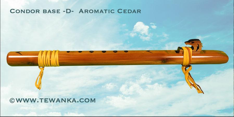 indianen fluit condor-base-D-1