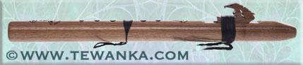 indianen-fluit-condorbass-E-walnoot