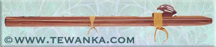 indianen-fluit-golden-eagle-ceder